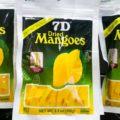 セブ島のお土産7Dマンゴー
